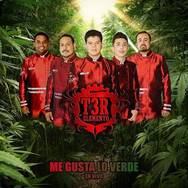 Me Gusta Lo Verde (En Vivo) - Single