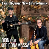 Dion;Joe Bonamassa - You Know It's Christmas