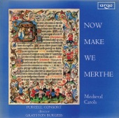 Purcell Consort/Grayston Burgess - Nowell: Dieus vous garde