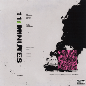 YUNGBLUD & Halsey 11 Minutes feat Travis Barker  YUNGBLUD  Halsey album songs, reviews, credits