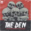Joel Fletcher & Restricted - The Den (feat. Masked Wolf) artwork
