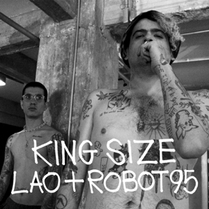 LAO & Robot95 - King Size - EP