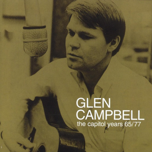 Art for Honey Come Back by Glen Campbell