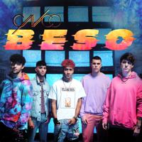 CNCO - Beso artwork