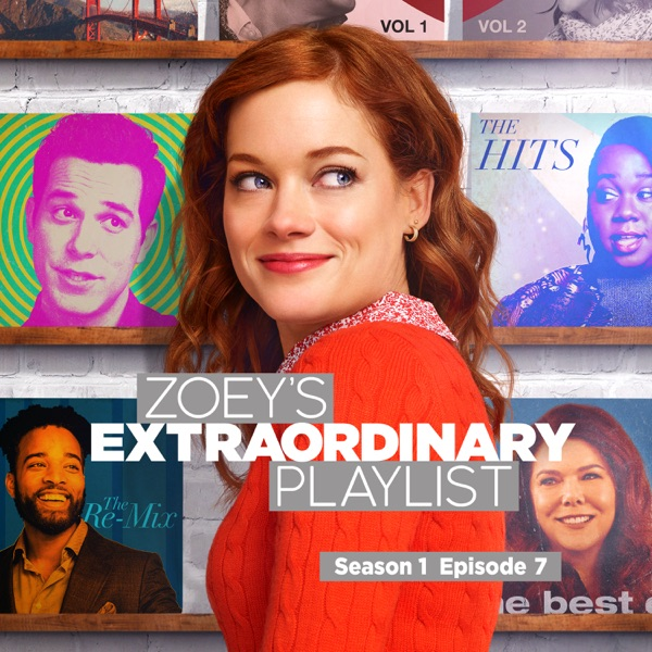 Zoey's Extraordinary Playlist: Season 1, Episode 7 (Music from the Original TV Series) - EP