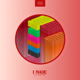 Image result for g idle i made album itunes