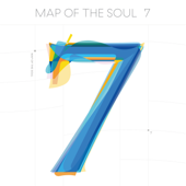 BTS - MAP OF THE SOUL : 7  artwork
