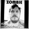 KYLE J HOUNSOME - Zombie Bad Wolves Cover