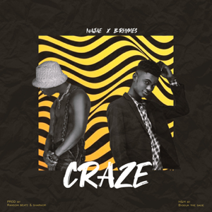 Najae - Craze feat. B-Rhymes