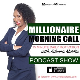 In The Boardroom Podcast with Adrena Martin-Tolbert