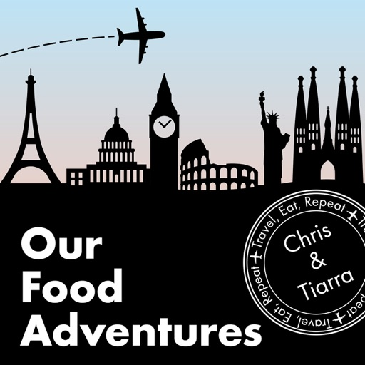 Cover image of Our Food Adventures
