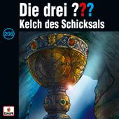 Folge 208: Kelch des Schicksals - Die drei ??? Cover Art