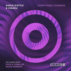 Dario D'Attis & Jinadu - Everything Changes