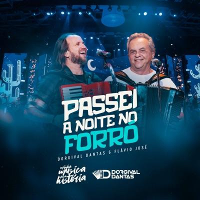 Passei a Noite no Forró (Ao Vivo) - Single - Dorgival Dantas