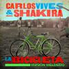 Carlos Vives & Shakira - La Bicicleta (Versión Vallenato) ilustración