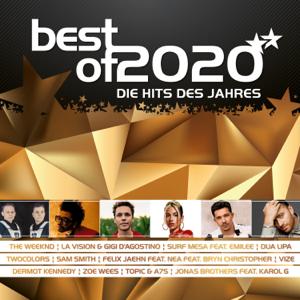 Verschiedene Interpreten - Best Of 2020 - Hits des Jahres