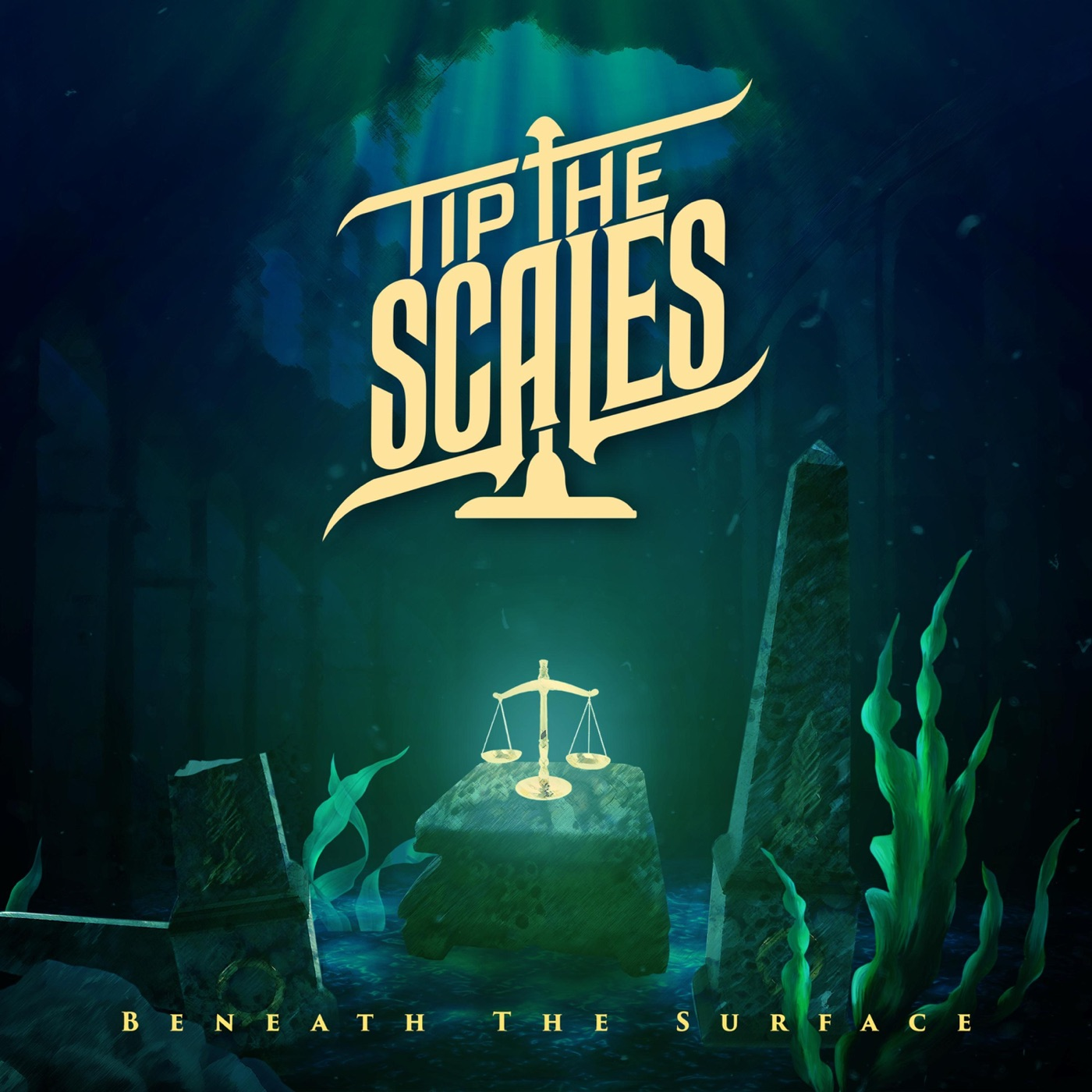 Tip the Scales - Beneath the Surface (2019)