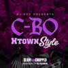 Dj Red Presents: C-BO Htown Style (Slow and Chopped)