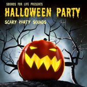 Halloween Scary Sounds Scene 1 - Sounds for Life Cover Art