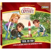 #66: Trial by Fire - Adventures in Odyssey - Adventures in Odyssey