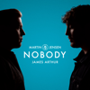 Martin Jensen & James Arthur - Nobody artwork