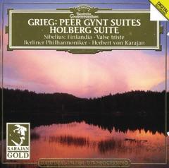 Grieg: Peer Gynt Suites & Sibelius: Valse Triste