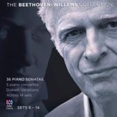 Gerard Willems - 3 Sonatas for piano WoO 47, No. 1 in E flat major: 1.  Allegro cantabile