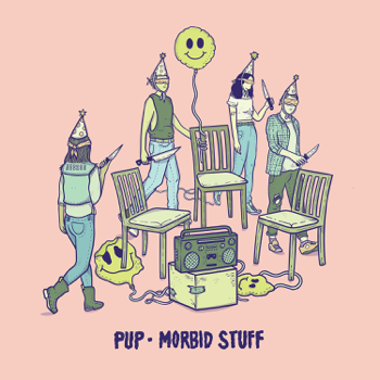 PUP Kids music review