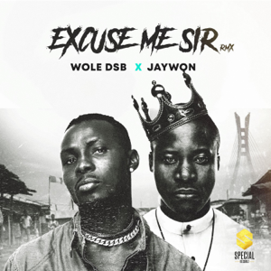 Wole DSB - Excuse Me Sir feat. Jaywon