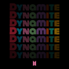 BTS - Dynamite illustration