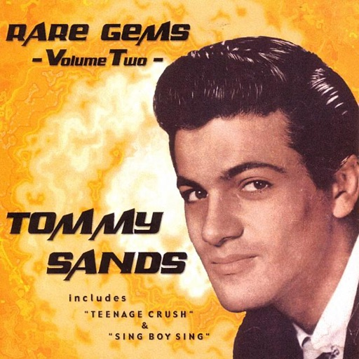 Art for Goin' Steady by Tommy Sands
