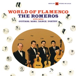 Album: World of Flamenco by Los Romeros - Free Mp3 Download