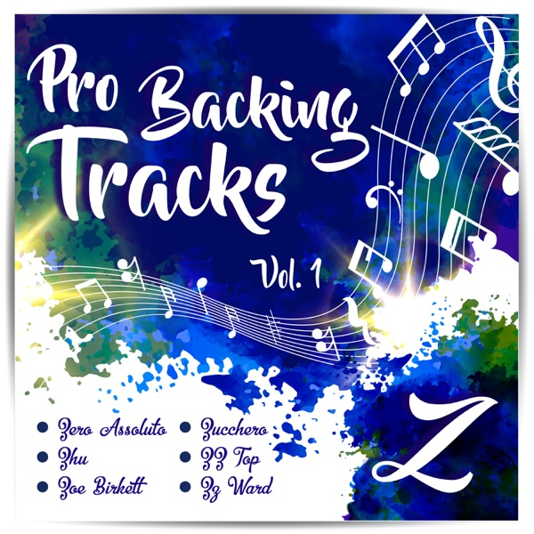 Pro Backing Tracks Ζ, Vol.1