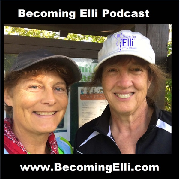 Getting Past the Negative Voices - Women over 50 Becoming Elli