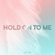 Hold on to Me - Caleb and Kelsey