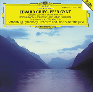 Tor Stokke, Gothenburg Symphony Orchestra, Neeme Järvi, Gosta Ohlins Vocal Ensemble, Pro Musica Chamber Choir & Gösta Ohlin - Peer Gynt, Op. 23: No. 8, in the Hall of the Mountain King