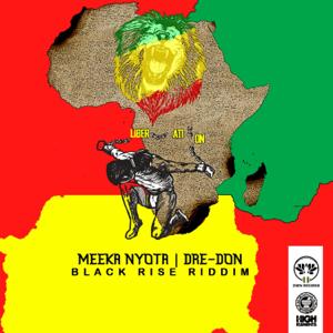 Meeka Nyota & Dredon - Black Rise Riddim - EP
