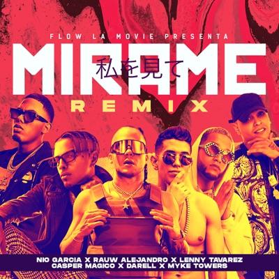 Nio Garcia, Rauw Alejandro & Lenny Tavarez Feat. Myke Towers, Casper Magico & Darell<