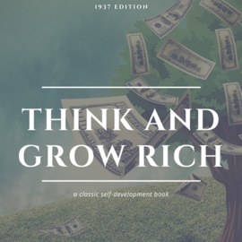 Think and Grow Rich: The Original 1937 Unedited Edition audiobook