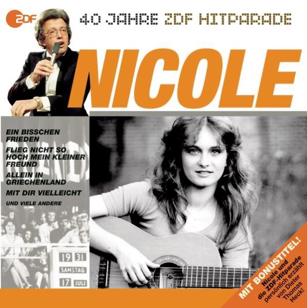 Nicole mit Laß mich nicht allein