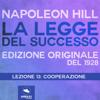 Napoleon Hill - Cooperazione: La Legge del Successo 13 artwork