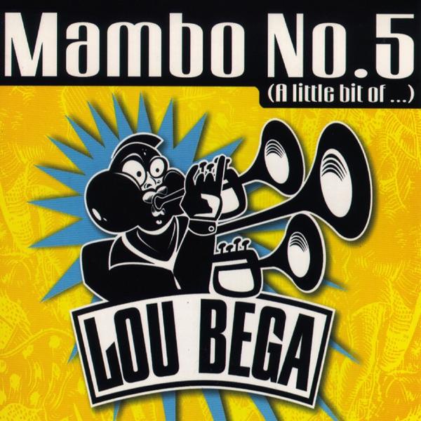 Lou Bega mit Mambo No. 5 (A Little Bit Of...)