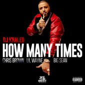 How Many Times Feat. Chris Brown, Lil Wayne, & Big Sean DJ Khaled - DJ Khaled