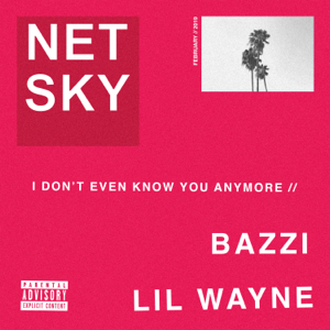 Netsky - I Don't Even Know You Anymore feat. Bazzi & Lil Wayne