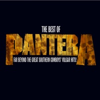 Pantera: The Best of Pantera: Far Beyond the Great Southern Cowboys' Vulgar Hits! (iTunes)