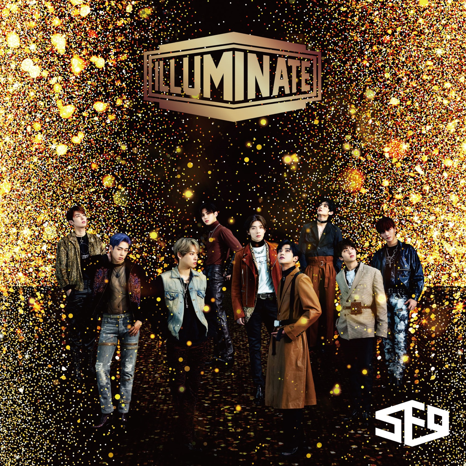 SF9 – Illuminate (ITUNES MATCH AAC M4A)