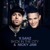 Alejandro Sanz & Nicky Jam - Back In The City portada