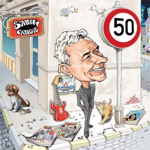 Various Artists - Sabih Cangil 50. Yıl
