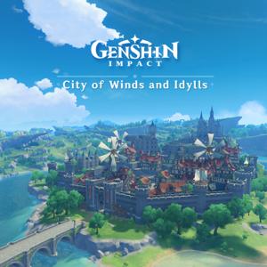 Yu-Peng Chen & HOYO-MiX - Genshin Impact - City of Winds and Idylls (Original Game Soundtrack)
