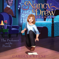 Carolyn Keene - The Professor and the Puzzle: Nancy Drew Diaries, Book 15 artwork